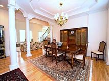 executive brick French Provincial luxury homes
