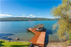 Luxury homes in a showcase of ultimate lake living