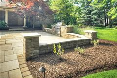 updated Brick and Stone colonial  luxury properties