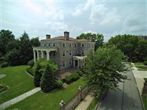 Luxury properties Exquisite Turn of The Century Greek Revival home