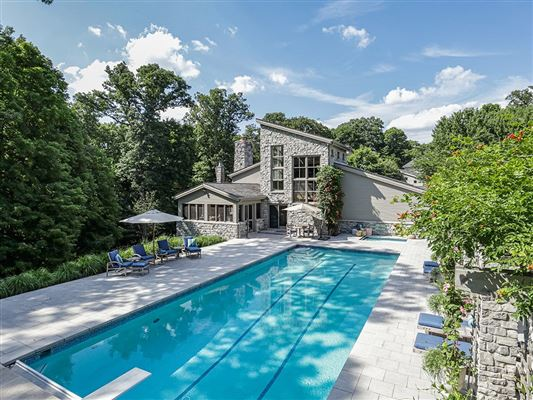 Luxury homes Unparalleled privacy on 10-plus wooded acres