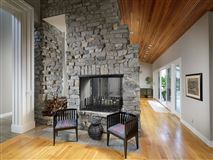 Unparalleled privacy on 10-plus wooded acres luxury properties