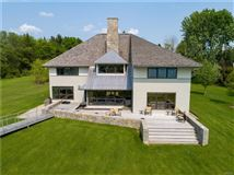 Mansions Magnificent Skaneateles waterfront estate