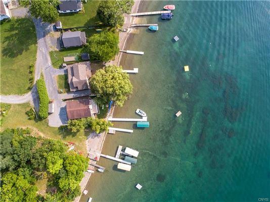 Luxury properties Skaneateles Lakefront living