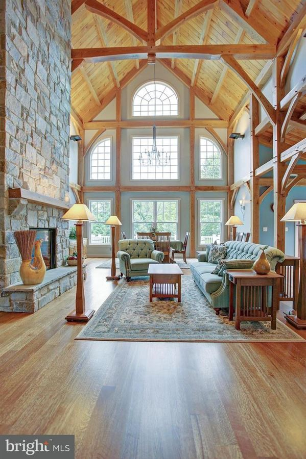 Majestic Country Living in carlisle mansions