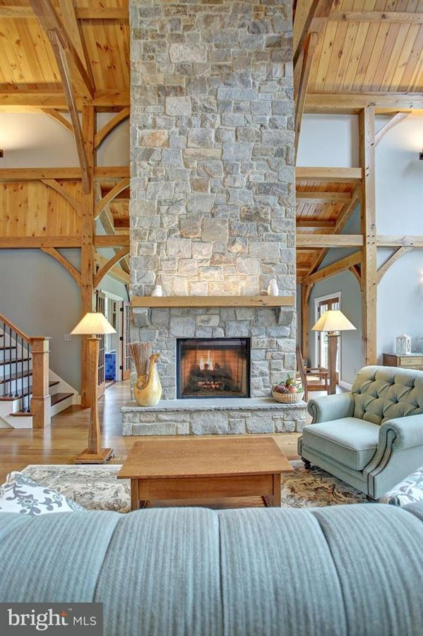 Luxury homes in Majestic Country Living in carlisle