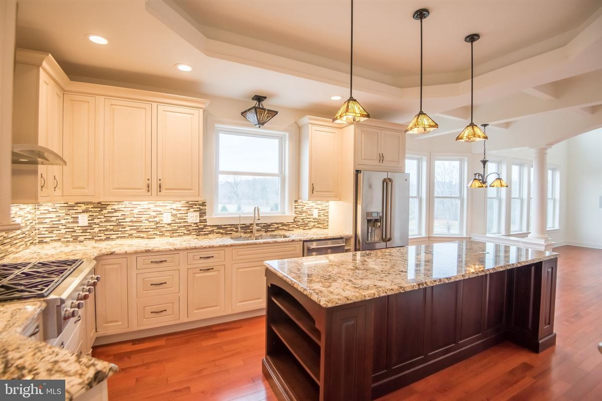 Gorgeous custom home nestled on threeacres in Derry Township luxury properties