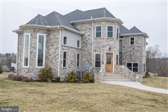 Luxury properties Gorgeous custom home nestled on threeacres in Derry Township