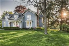 Luxury properties carefully refreshed 1840s Victorian Farmhouse