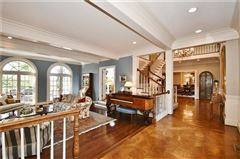 custom home on 10 premier and private acres luxury homes