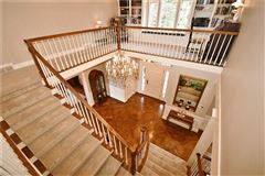 custom home on 10 premier and private acres mansions