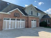 gorgeous two-story all brick home in a private setting luxury homes