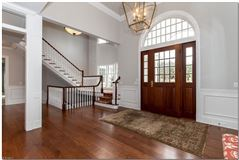 Luxury properties Extraordinary custom built Stone and Shingle Hamptons styled home