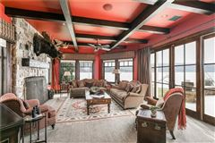 ONE OF A KIND New York WATERFRONT MANSION  luxury properties