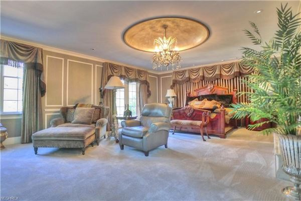Luxury properties iconic shaker heights home