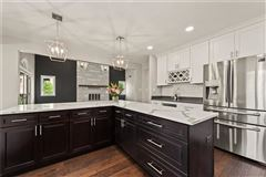 Luxury real estate highly desirable Sturbridge neighborhood home