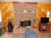 custom log home on 119 acres luxury homes