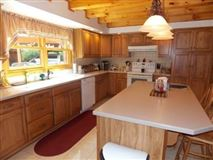 Mansions custom log home on 119 acres