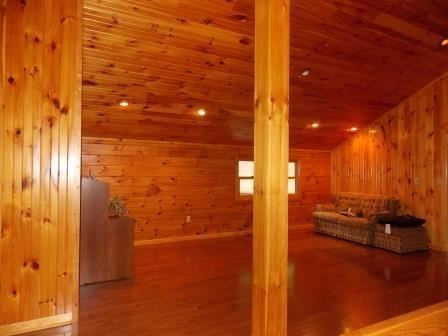 custom log home on 119 acres luxury real estate