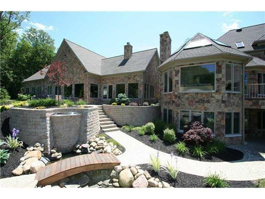 A Prestigious Estate in millcreek luxury homes