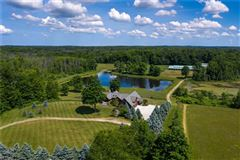 Secluded Nature Retreat on 131 Acres luxury real estate