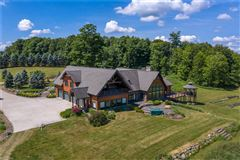 Luxury properties 131 acre property unique in every way