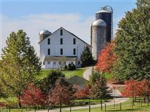 1850 residence and historic 256 acre working farm mansions