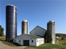 1850 residence and historic 256 acre working farm luxury real estate