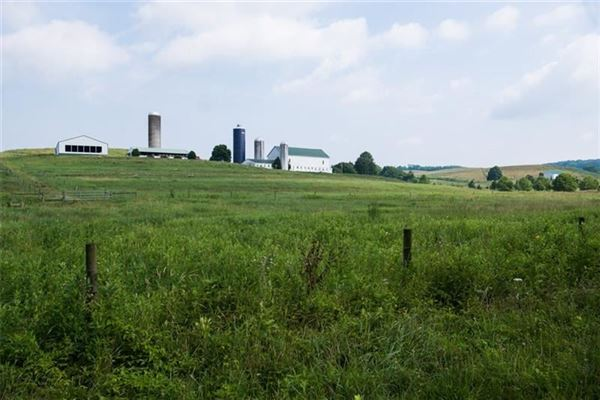 Luxury real estate 1850 residence and historic 256 acre working farm