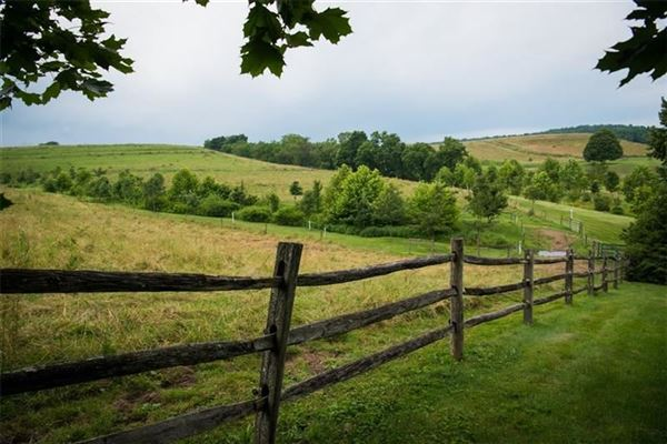 Luxury properties 1850 residence and historic 256 acre working farm