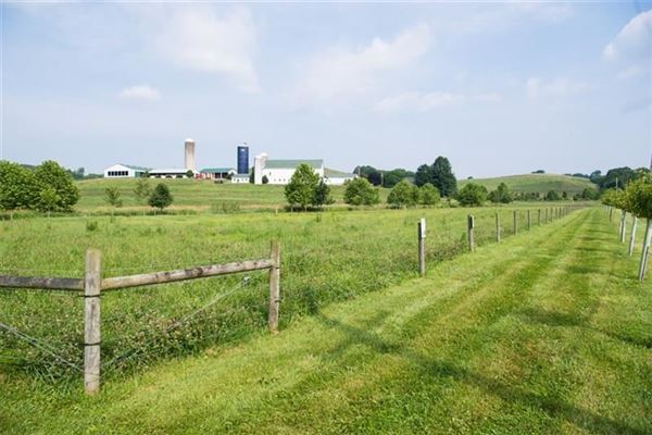1850 residence and historic 256 acre working farm luxury properties