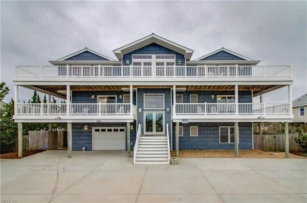 Awesome A Spectacular Semi Oceanfront Home Virginia Luxury Homes Home Interior And Landscaping Ymoonbapapsignezvosmurscom