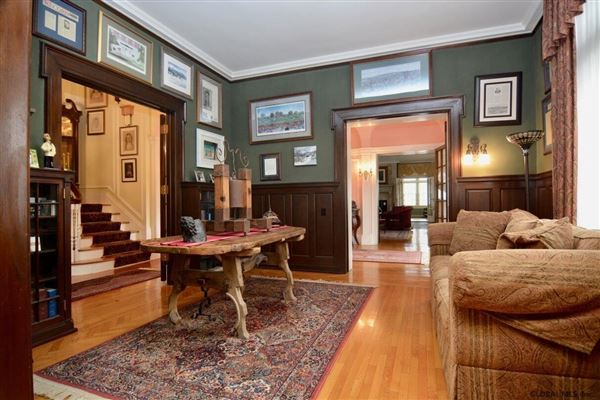 Luxury real estate a picturesque home from 1902