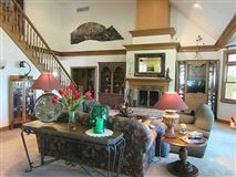 Luxury properties a Grand lakefront estate