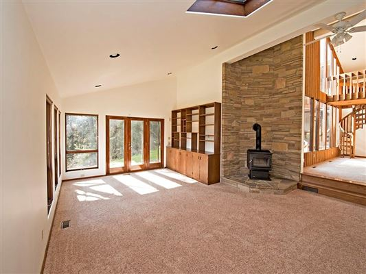 superb home on 29 secluded acres with private lake luxury homes