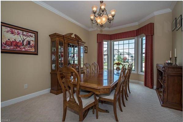 Luxury properties gorgeous home in prestigious Estates of Canterbury