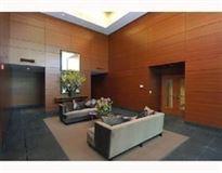 Luxury homes in a special condominium in the metropolitan