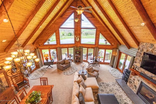 magnificent waterfront residence on amazing acres luxury properties