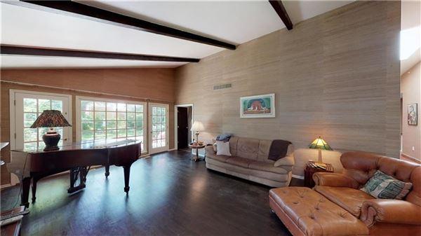 Luxury homes rare mid-century modern ranch