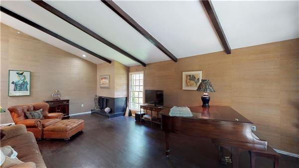 rare mid-century modern ranch mansions