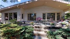 Luxury real estate rare mid-century modern ranch