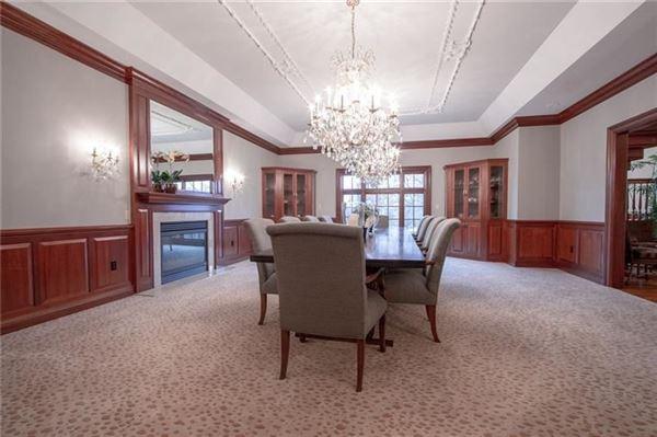 Luxury real estate newer custom built Sewickley home