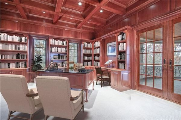 newer custom built Sewickley home luxury real estate