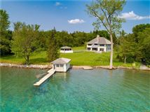 a Magnificent Skaneateles waterfront estate  luxury real estate