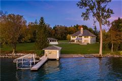 Luxury properties a Magnificent Skaneateles waterfront estate
