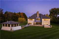 Mansions a Magnificent Skaneateles waterfront estate
