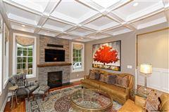 custom estate in Clifton Park  luxury homes