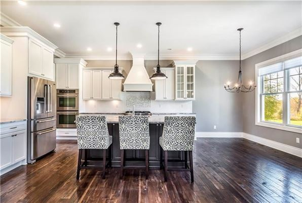 Gorgeous and finely detailed true custom home luxury homes