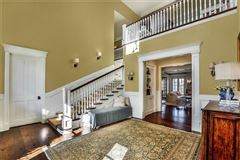 impeccably-crafted home on six-plus acres mansions