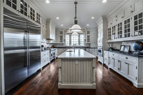 impeccably-crafted home on six-plus acres luxury properties